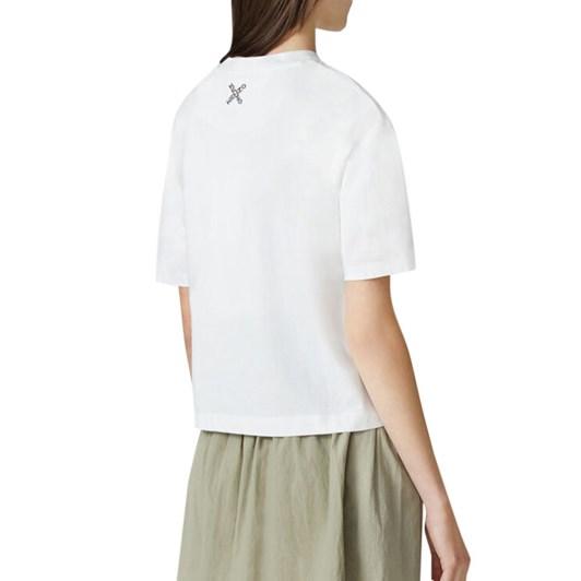 KENZO Sport 'Blocked K' Boxy T-Shirt