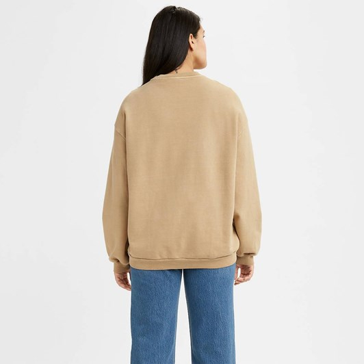 Levis Melrose Slouchy Crew