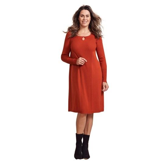 Visage Rib Dress Merino