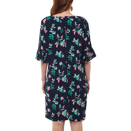 Elm Magnolia Shift Dress