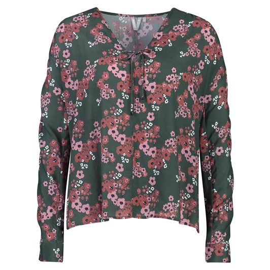 Madley Sweetly Pansy Patch Blouse