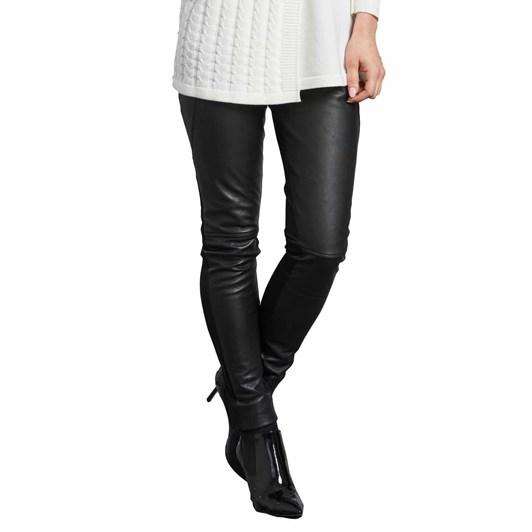 Paula Ryan Leather Front Roma Pant