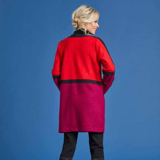 Paula Ryan Colour Block Coat