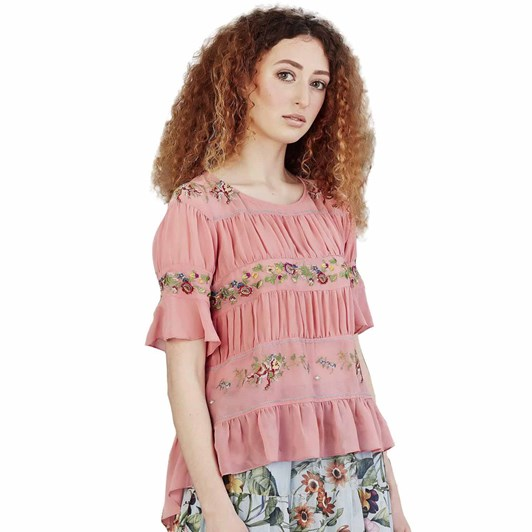 Curate Sweet Pea Perfect Top