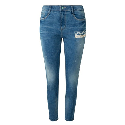 Curate Blue Monday Jean