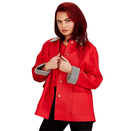 Curate Without Rain Jacket