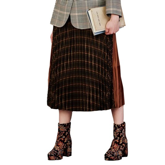 Curate Find Your Pleat Skirt