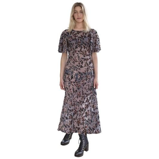 Carlson Velvet Tea Dress