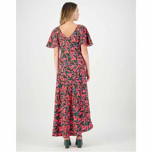 Carlson Tea Dress