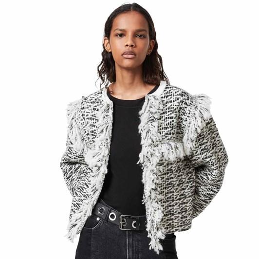 AllSaints Ashley Tassel Jacket