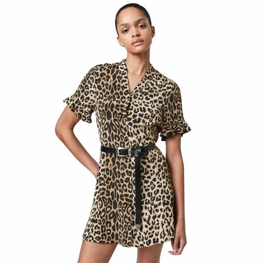 AllSaints Fay Leppo Dress