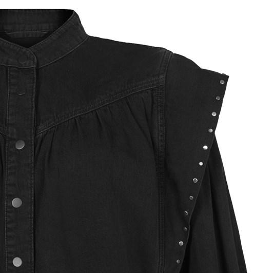 AllSaints Mava Studded Shirt