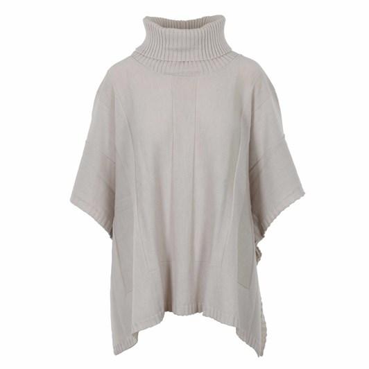 Standard Issue Merino Poncho, 100% Merino Wool