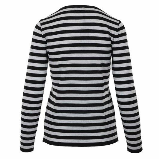 Standard Issue Striped Sweater, 100% Merino