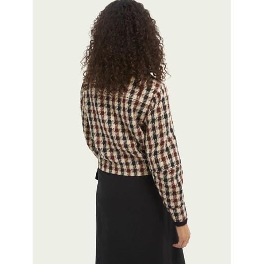 Maison Short Tweed Jacket