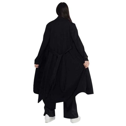 Taylor Raw Edge Scope Coat