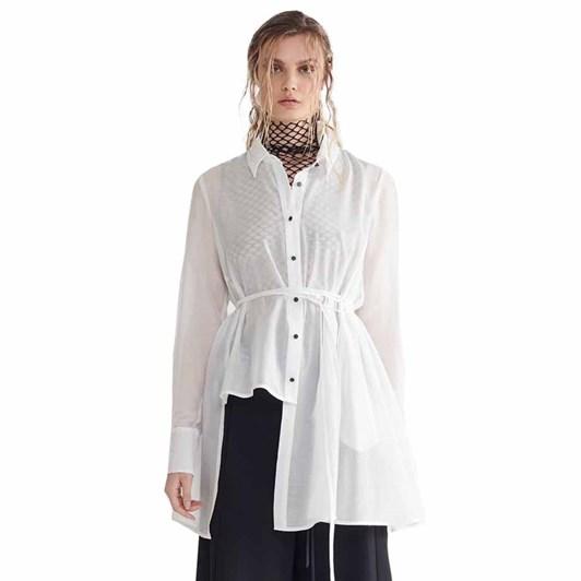 Taylor Cropt Shard Shirt