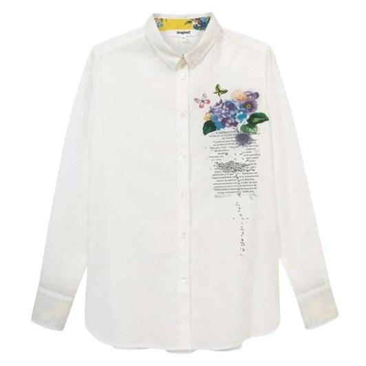 Desigual Cam Amazonas Shirt