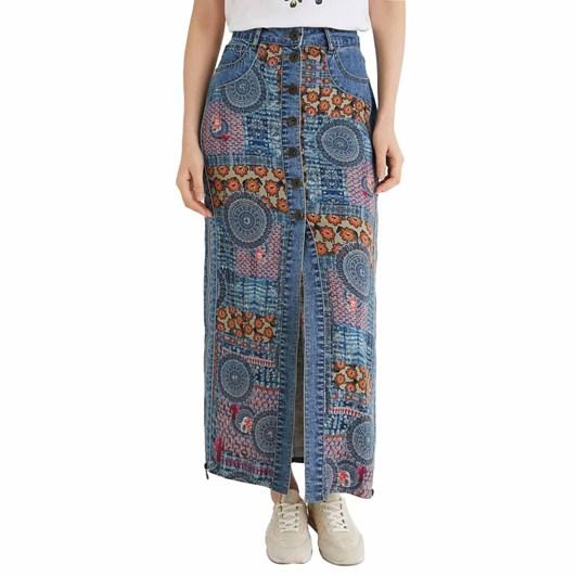Desigual Fal African Skirt