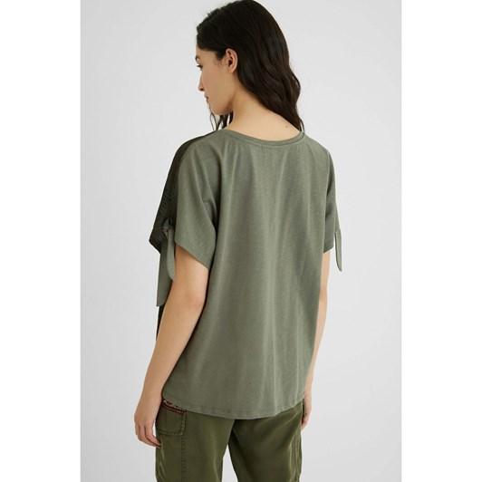 Desigual Ts Staten Island T-Shirt