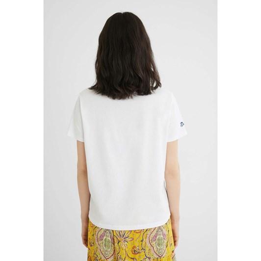 Desigual Ts Lemons T-Shirt