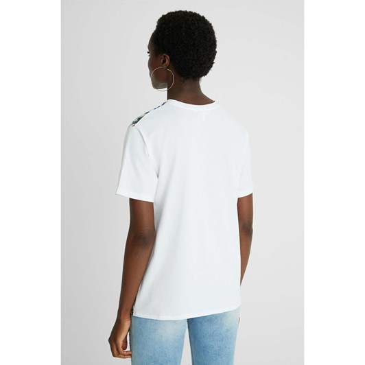 Desigual Ts Budapest T-Shirt