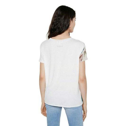 Desigual Edimburgo T-Shirt