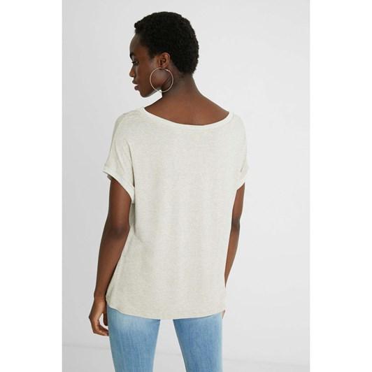Desigual Ts Copenhague T-Shirt