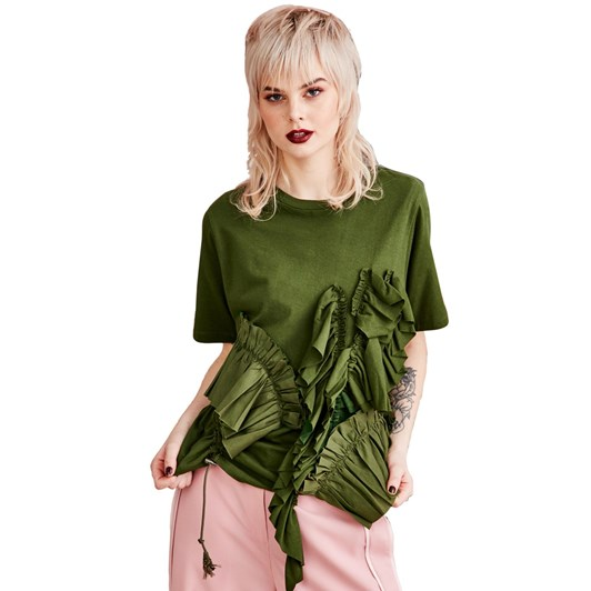 Trelise Cooper Frilled With Joy T-Shirt