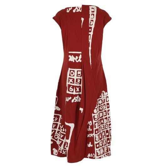 Rundholz Black Label Printed Dress