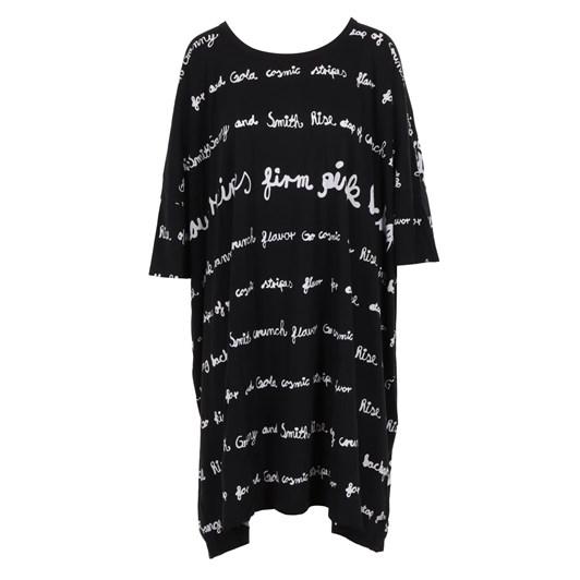 Rundholz Black Label Printed Cotton Jersey Dress