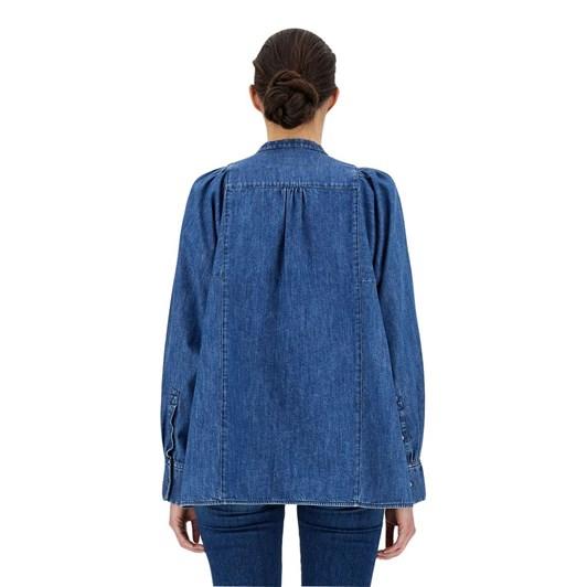 Weekend Max Mara Betty Denim Shirt