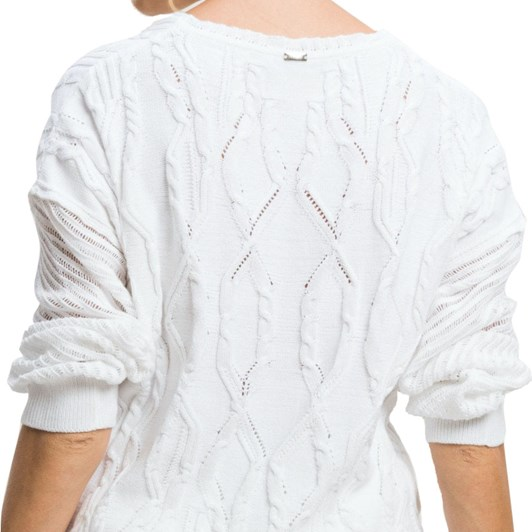 High Catch-Up Long Sleeve Top