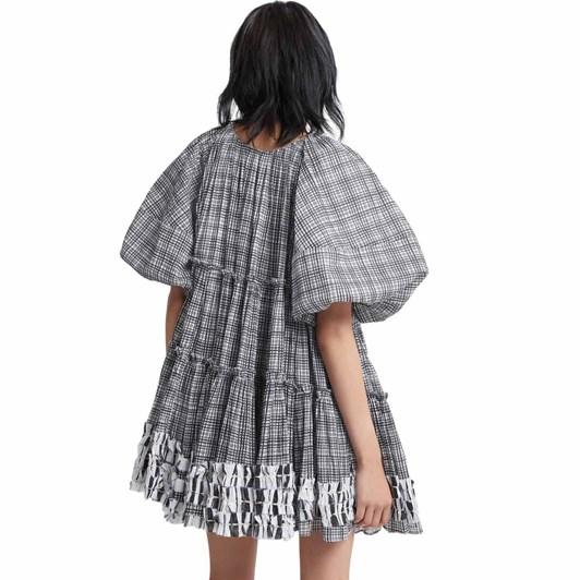 Aje Memento Smock Mini Dress