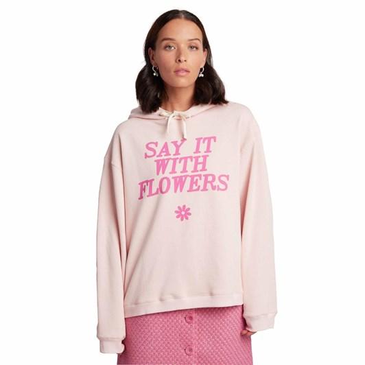 Twenty Seven Names Say It With Flowers Hoodie