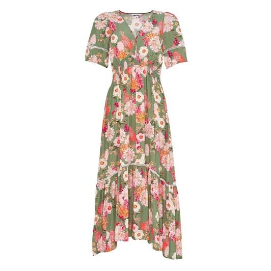 Loobies Story Clover Midi Dress