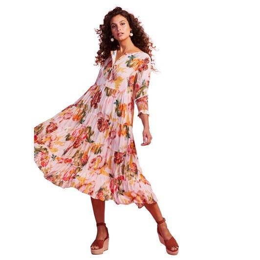 Loobies Story Patchouli Midi Dress