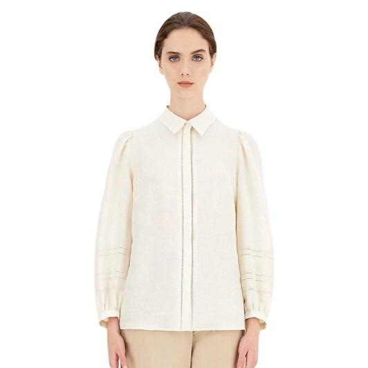 Max Mara Edicola Linen Shirt