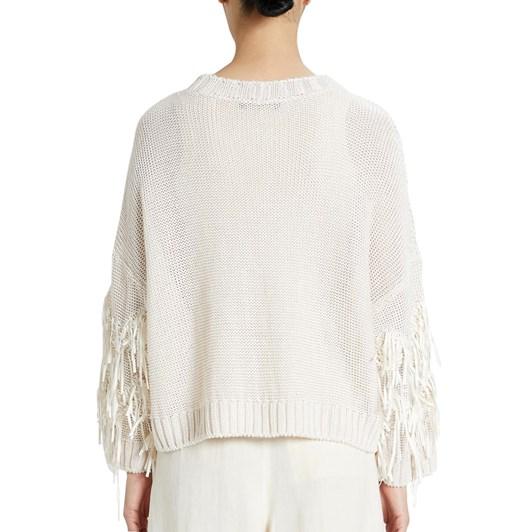 Max Mara Estroso Linen Fashion Knit
