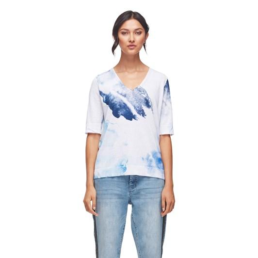Verge Watercolour Sweater