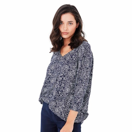 Lemon Tree Lilly Slouch Top