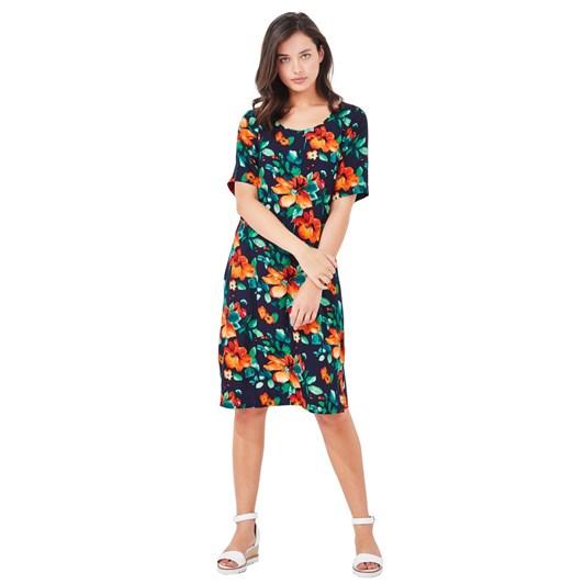 Lemon Tree Ruby Dress