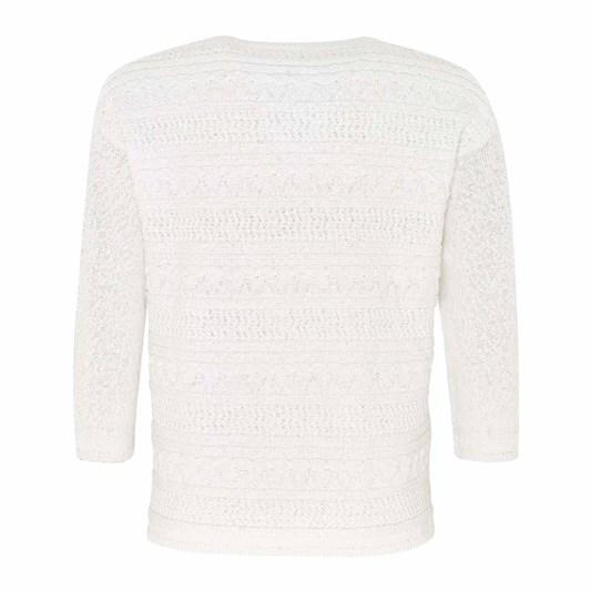 Madly Sweetly Jojo Cotton Knit Cardi