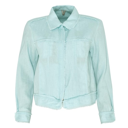 Madly Sweetly Linen The Life Jacket