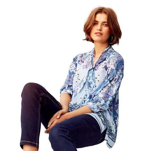 Lania Bluebell Shirt