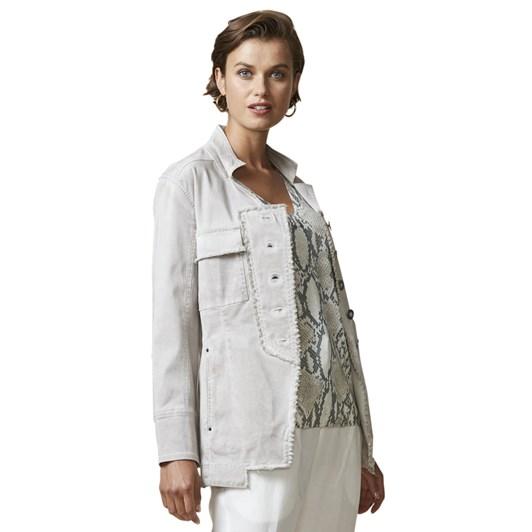Lania Utility Jacket