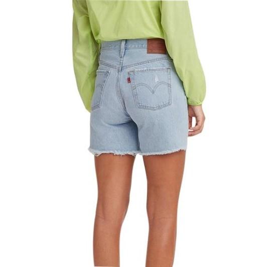 Levis 501 Mid Thigh Short