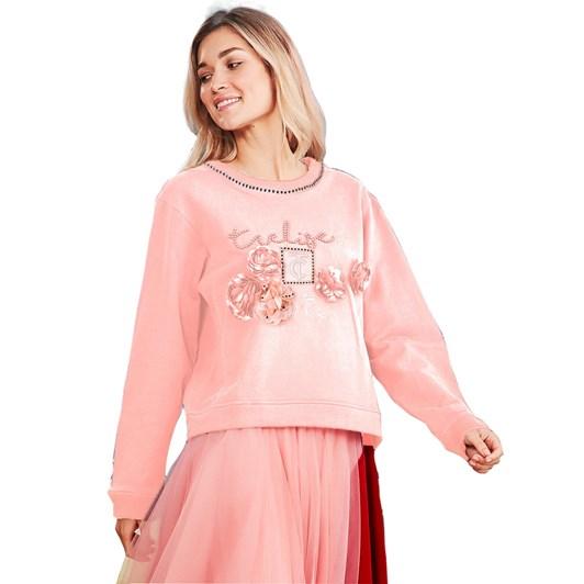 Trelise Cooper Never Crew How Much Sweatshirt