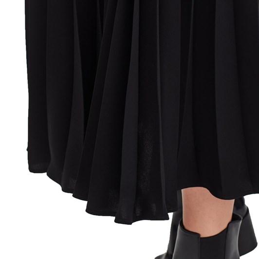 Juliette Hogan Circ Pleat Skirt