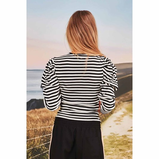 Cooper Stripeograpy Top